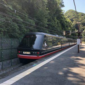 伊豆急行線のリゾート21「キンメ電車・黒船電車」に乗ろう!